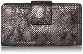 Fossil Logan RFID Tab Clutch Black