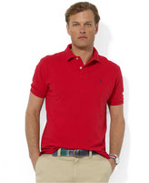 Polo Ralph Lauren Men's Polo, Core Solid Classic Fit Mesh Polo
