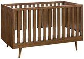 Ubabub Nifty Timber 3-in-1 Crib - Walnut