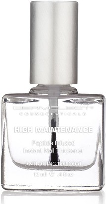 Dermelect High Maintenance Instant Nail Thickener Top Coat