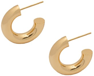 Renah Jae Baby Celine Hoops In Gold