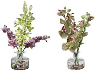 Uttermost Malin Orchid Bud Vases