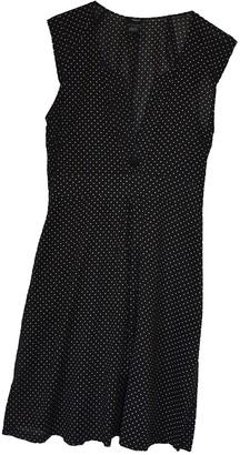 Filippa K Black Cotton Dress for Women