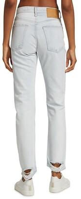 Rag & Bone Maya High-Rise Slim-Fit Jeans