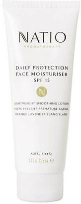 Natio Daily Protection Face Moisturiser SPF 15 (100g)