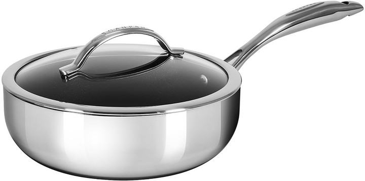 Scanpan HaptIQ Non-Stick Saute Pan & Lid - 26cm