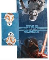 Star Wars Ep7 Force Awakens 2 Piece Cotton Bath/Hand Towel Set