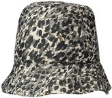 Nine West Women's Nylon Bucket Rain Hat