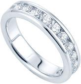 MODERN BRIDE 1 CT. T.W. Channel-Set Diamond Band