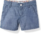 Old Navy Chambray Chino Shorts for Girls