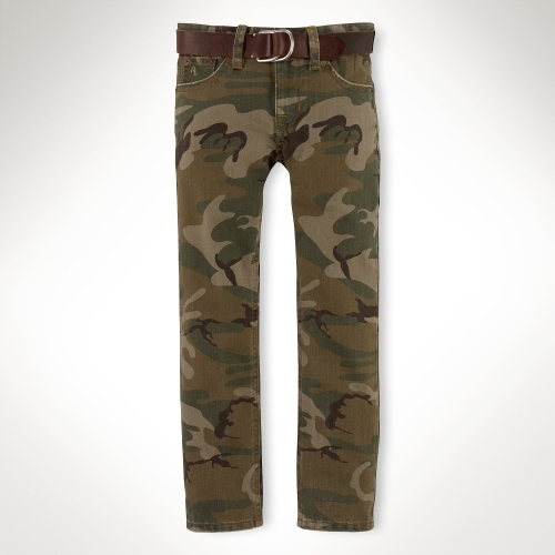 Cadet-Wash Skater-Fit Jean
