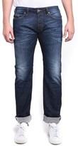 Diesel Safado Men's Regular Slim-straight Stretch Denim Jeans 0rf06.