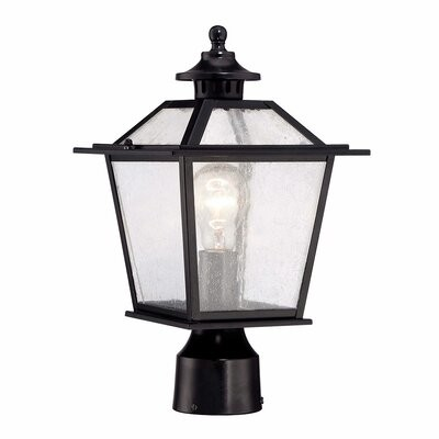 Three Posts Heintz Outdoor 1 Light Lantern Head Shopstyle