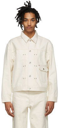 Tanaka Off-White Denim Classic Jacket