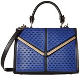 Gabriella Rocha Teagan Perforated Satchel