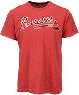 '47 Men's Atlanta Braves Scrum T-Shirt