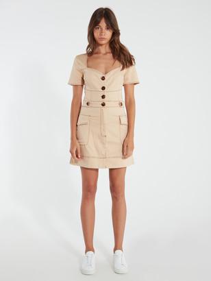 Finders Keepers Venice Mini Dress