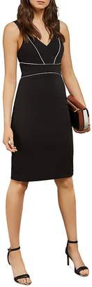 Ted Baker Trixxie Piped Sheath Dress