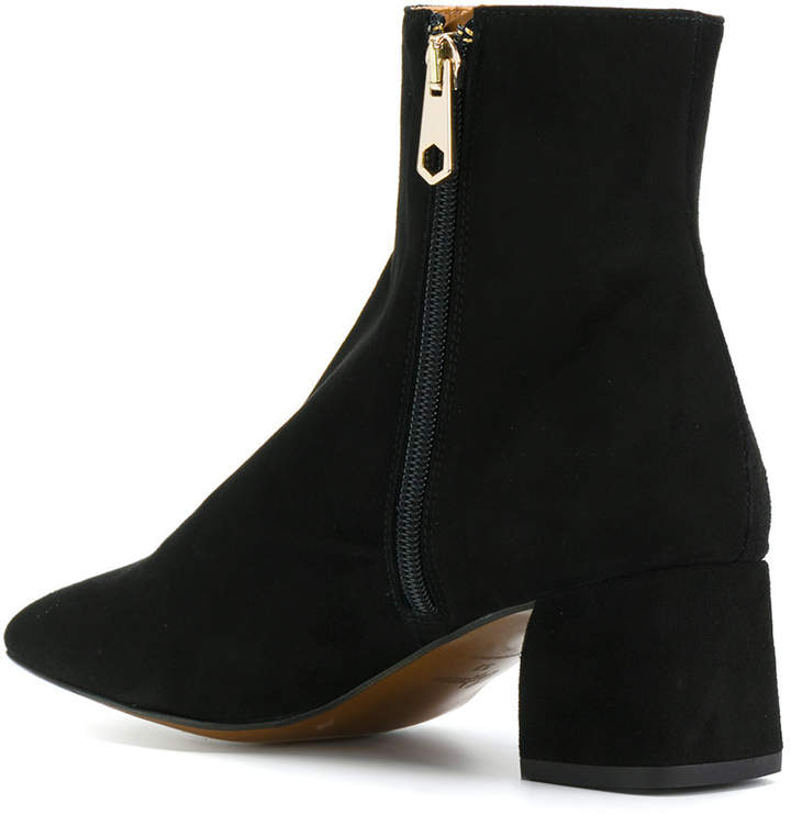 Castaner stripe detail ankle boots