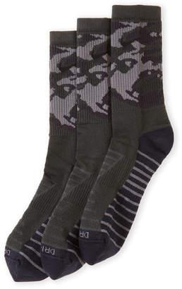 Nike 3-Pack Dry Cushioned Crew Training Socks
