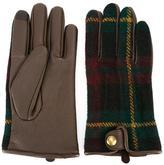 Polo Ralph Lauren checked gloves