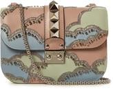 Valentino Lock small cloud-embellished shoulder bag