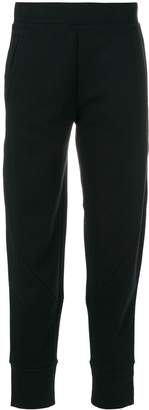 Armani Jeans tapered casual trousers