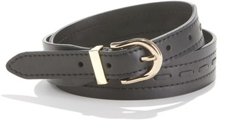 Vanessa Seward X La Redoute Collections Leather Belt