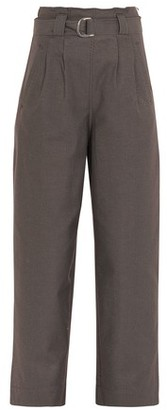 Ganni High waist chinos