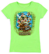 Disney Mickey Mouse and Friends Tee for Girls - Disney's Animal Kingdom