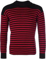 Saint Laurent classic marinière sweater