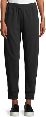 ATM Anthony Thomas Melillo Slim Cuffed Pull-On Terry Sweatpants