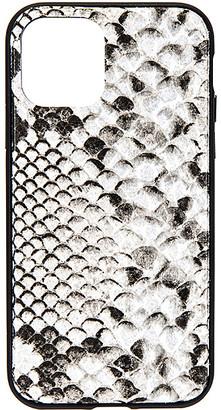 Sonix Gray Python Wallet 11 Pro Case