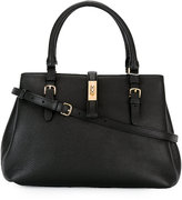 Bally double handles tote