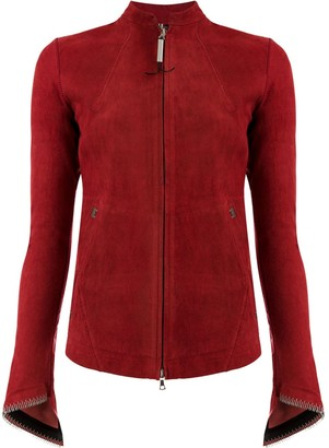 Isaac Sellam Experience stretch effect jacket