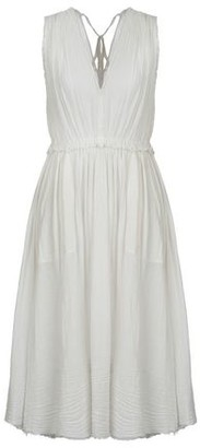 Raquel Allegra 3/4 length dress