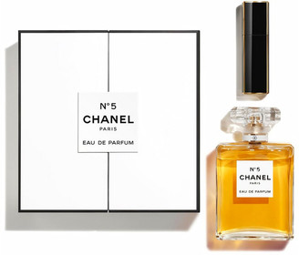 Chanel N°5 Eau de Parfum 100ml + Mini Twist and Spray 7ml