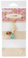 "Webster Charm Embellishment Dew Drops-Multicolor 6""x3"""