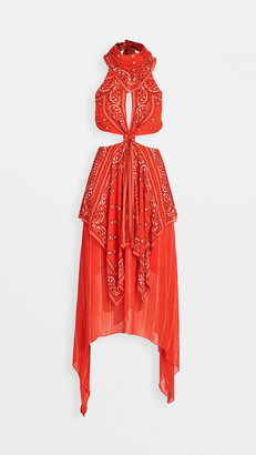 Dion Lee Bandana Knot Dress