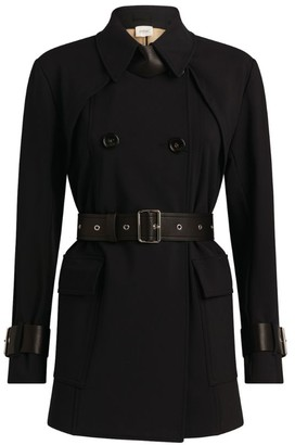 Sportmax Fragole Belted Trench Coat