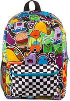 Fashion Angels Junk Food Monsters Backpack, Little Boys (2-7) & Big Boys (8-20)