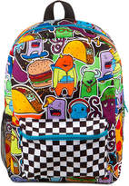 Fashion Angels Junk Food Monsters Backpack, One Size