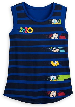 Disney Mickey Mouse and Friends Tank Top for Women Walt World 2020