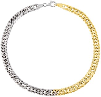 Adina's Jewels Two-Tone Choker