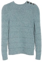 Rebecca Taylor Women's Donegal Tweed Pullover