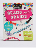 Marks and Spencer Craft Factory Beads & Braids