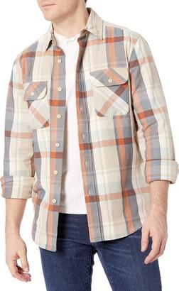 Pendleton Men's Long Sleeve Classic Fit Beach Shack Shirt