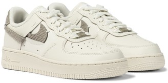 Nike Air Force 1 LXX leather sneakers