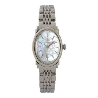 Dreyfuss Womens Quartz Watch Analogue Classic Display and Stainless Steel Strap DLB00044/06