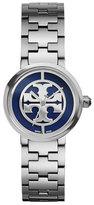 Tory Burch 28mm Reva Stainless Steel Bracelet Watch